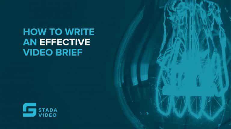 Write An Effective Video Brief