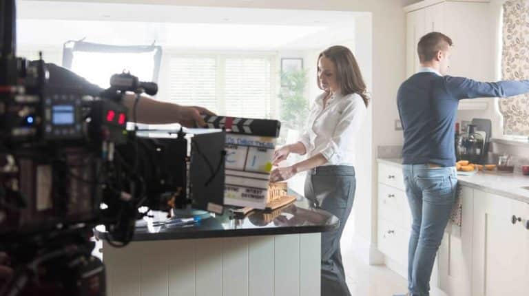 stada video lighting tv commercial