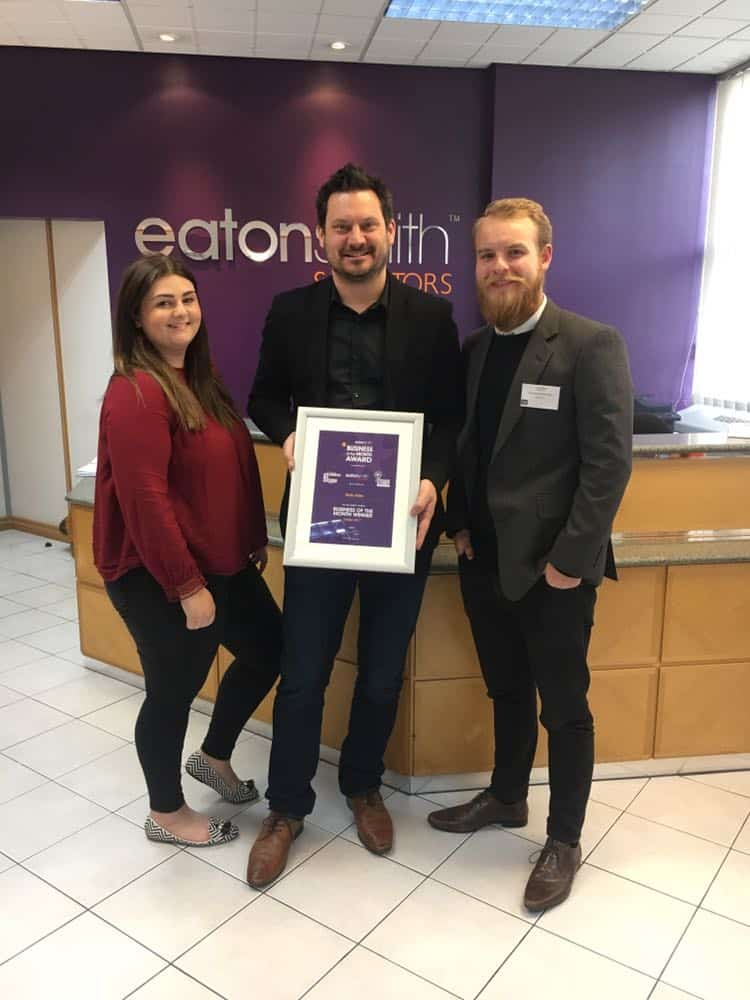 eaton smith business of the month 2