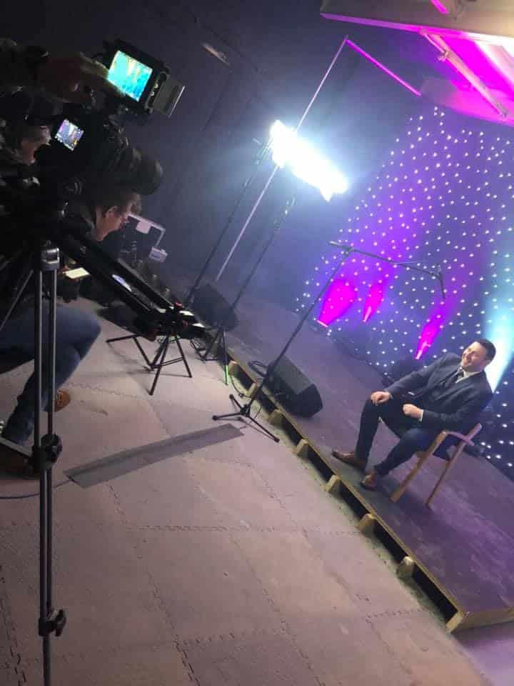 video marketing agency wakefield bondholders filming 3
