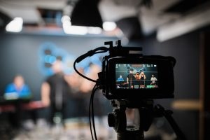 live streaming production